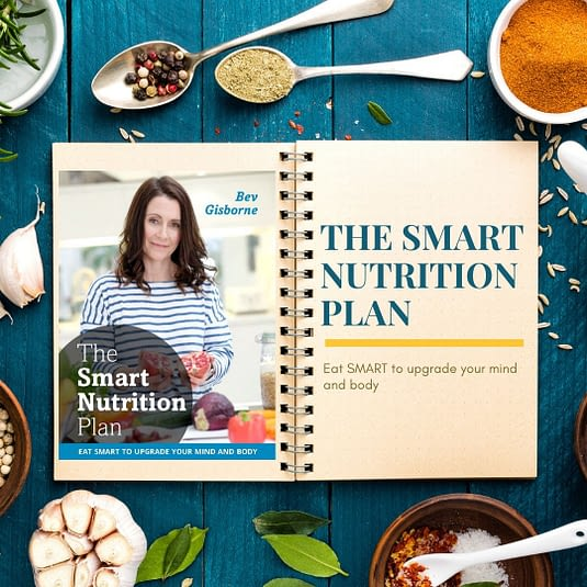 Smart Nutrition Plan Ebook | Bev Gisborne - Hypnosis Specialist