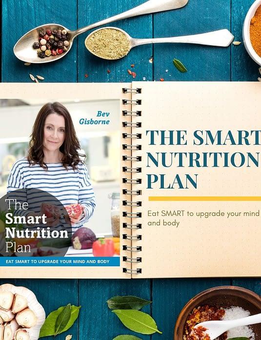 Smart Nutrition Plan Ebook   Bev Gisborne - Hypnosis Specialist